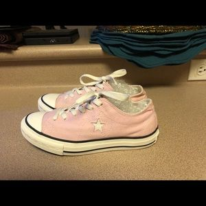 PreOwned Converse One Star Pink Women's 6